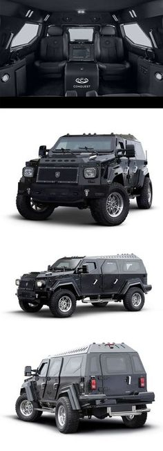 Luxury Lifestyle : Zombies be scared! This badass Conquest Knight XV is the perfect vehicle of choi... https://flashmode.be/luxury-lifestyle-zombies-be-scared-this-badass-conquest-knight-xv-is-the-perfect-vehicle-of-choi-5/ #Lifestyle