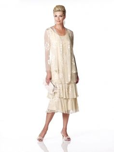 Popular Mother Of The Bride Summer Dress