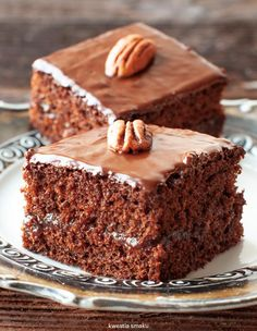 Honey Cake, Sweet Bakery, Food Cakes, Last Minute, Cake Recipes, Menu, Gingerbread Recipes, Christmas, Recipes