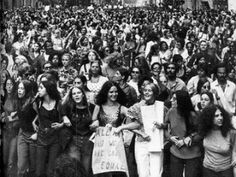 Birth of the Women's Liberation Movement