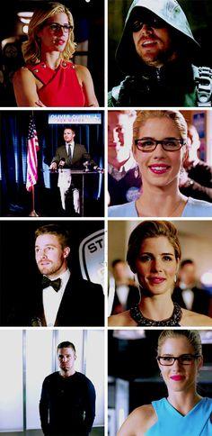 Some things never change! #Olicity #Arrow #Season5 #5x03
