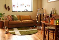TERRA(テラ) レザーソファ 3シーター | ≪unico≫オンラインショップ:家具/インテリア/ソファ/ラグ等の販売。