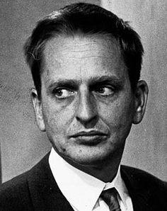 Olof Palme (1927–1986) in 1968