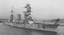 Battleships in World War II