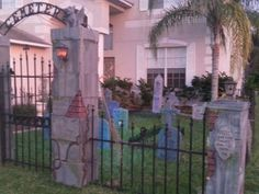 Gios haunted mansion