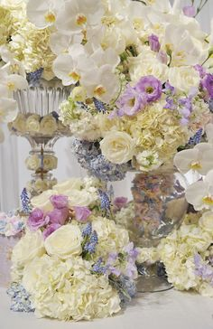 Choose Your Favorite Spring Wedding Centerpiece | PrestonBailey.com