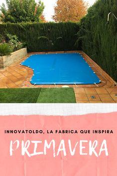 Cobertor piscina INNOVADREN al precio del cobertor  piscinas basico. Promocion válida 01/02/2020 - 29/02/2020 Outdoor Decor, Water Quality, Pools, Innovative Products