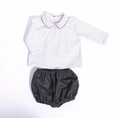 Blouse coton et bloomer laine bébé  https://www.alittlemarket.com/mode-bebe/fr_bloomer_et_blouse_bebe_garcon_fille_hiver_petits_carreaux_-20311189.html