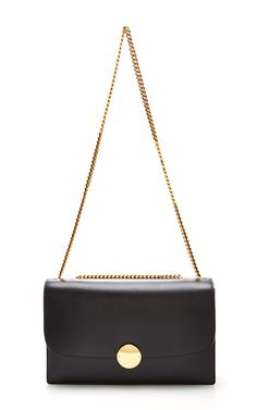 Big Box Leather Trouble Bag in Black by Marc Jacobs - Moda Operandi