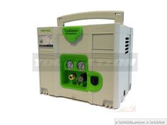 Toolnation SysComp 150-8-6 Compressor in Festool Systainer Limited Edition!