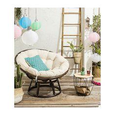 Lounge stoel Papasan | Xenos