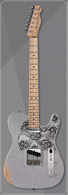 Fender Brad Paisley Telecaster