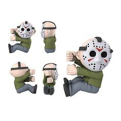Friday the 13th Jason Full-Size Scaler Mini-Figure