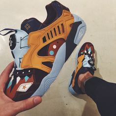 Disc Trinomic #puma #ojaga #sneakers