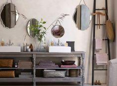 miroir biseaute salle de bains