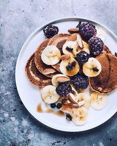 #pancakes #blackberr