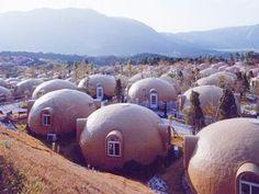 earthquake-proof-house-domes-for-homes, Photo  earthquake-proof-house-domes-for-homes Close up View.