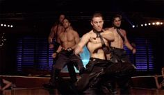 Channing Tatum Doesn't Eat, As Far As The Internet Is Concerned (GIFS)