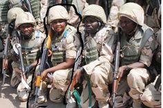 NIGERIAN TOP SECRET: Nigerian army relocates over 200 female soldiers f...