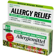 For those who suffer from allergies, the sight of blooming flowers is not a pleasant one, but rather, a reminder of the torment they are soon to undergo. Sinus Allergies, Allergy Symptoms, Congested Nose, Natural Allergy Relief, Scratchy Throat, Sinus Relief, Watery Eyes, Grape Seed Extract, Nasal Congestion