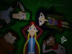 Watching the stars - phineas-and-ferb-the-seer Fan Art