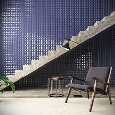 Incroyable Example After Being Painted Http://www.inhabitliving.com/wall Flats 3d Decorative Wall Panels/blueprint 3d Wall Panels Wall Flats.html  | The Wall ...