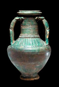 Amphora  --  Parthian  --  No further reference provided.