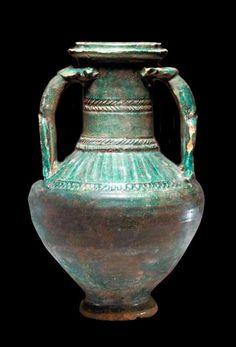 parthian amphora
