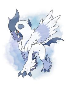 MEGA ABSOL. Type: DARK. Ability: Magic Bounce. ,Mega Stone Location: Kiloude City - Postgame - Given to you.