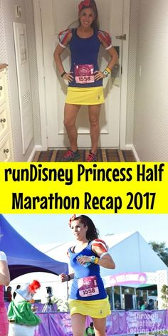 runDisney Princess 2017