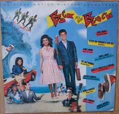 Back to the Beach Soundtrack LP