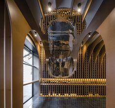 Vinos&Viandas Wine shop by ZOOCO ESTUDIO - 谷德设计网