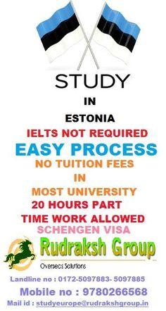 Study Visa in Estonia