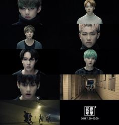 BTS 'RUN' MV Teaser