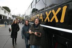 Banda xxi con Mariela Limerutti, Eric Nobre, Waisman, Ramiro Quesada | conecone