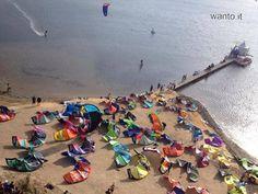 #kitesurfing italy