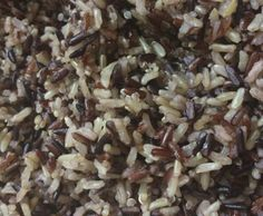 Steamed Wild Mountain Rice mix with Quinoa by bchuan on www.recipecommunity.com.au