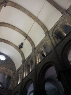 Santiago de Compostella, Cathedraal, Wierookvat,Botafumeiro