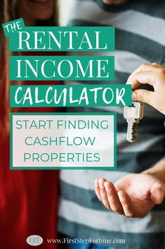 If you are looking to invest in rental income properties, use our rental income property calculator to ensure the property cashflows positively and you get a return on your investment! The Rental Income Property Calculator - First Step Fortune www. Buying A Rental Property, Income Property, Investment Property, Investing In Stocks, Investing Money, Real Estate Investing, Personal Finance Articles, Getting Into Real Estate, Real Estate Rentals