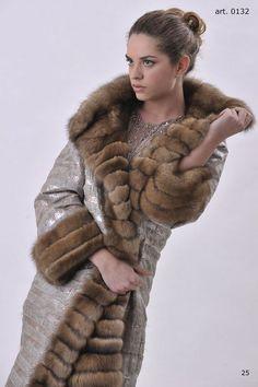 LACOMPEL pellicce di Andrea Landi: производство меховых изделий из норки, лисы, рыси, кролика рекс, кролика, орилаг, нутрии, каракуля.