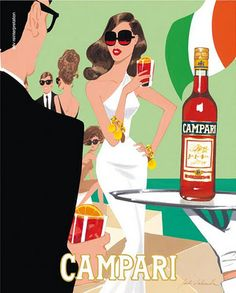 Jordi Labanda Spanish fashion and editorial illustrator who sells art prints and has a stationary product line. His famous illustrations are colorful and glamorous Vintage Italian Posters, Poster Vintage, Vintage Advertisements, Vintage Ads, Retro Ads, Poster Art, Family Illustration, Funny Tattoos, Advertising Poster