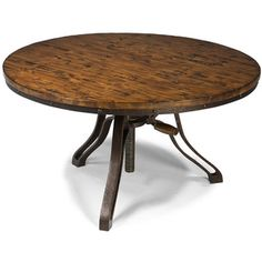 Magnussen Cranfill Round Cocktail Table | Overstock.com Shopping - The Best Deals on Coffee, Sofa & End Tables
