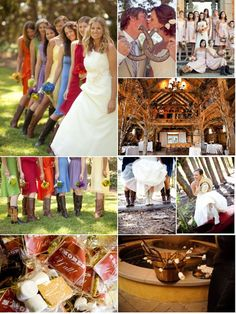 country wedding wedding This is what I want for my wedding! Wedding Best idea ever! Wedding Bells, Fall Wedding, Rustic Wedding, Our Wedding, Dream Wedding, Wedding Stuff, Fantasy Wedding, Wedding Dreams, Wedding Decor