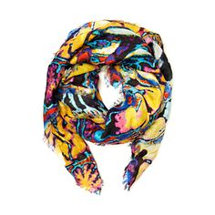 All Over Brain Scarf
