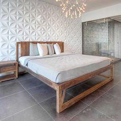 Modern Furnishings | 3D Wall Panels | Dimensional Walls | Chrysalis Wall Flats – Inhabit