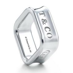 Honbunlee My Fav Mens Accessories Tiffany 1837 Ring