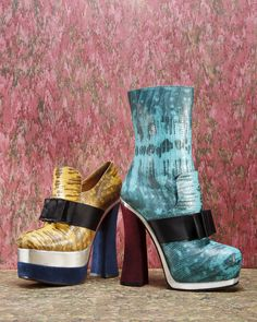 //Accessories as art! 10 ways to turn up the style on any outfit. Photos By: Mike Garten