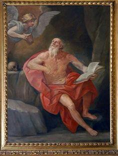 Attribuito. San Gerolano. Opera tarda. Museo Diocesano di Piacenza.