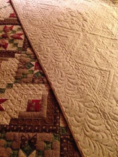 ❤ =^..^= ❤   Sew'n Wild Oaks Quilting Blog | View the back!!!