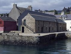 The Pier Arts Centre - Reiach and Hall Architects - Stromness Orkney - 2007
